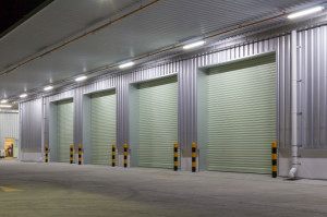 Commercial Garage Door Installation, Statesville, NC