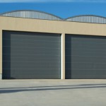 Commercial Garage Doors in Huntersville, North Carolina