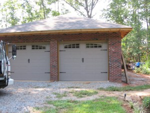 Overhead Doors in Huntersville, North Carolina