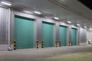 Commercial Garage Doors in Charlotte, North Carolina