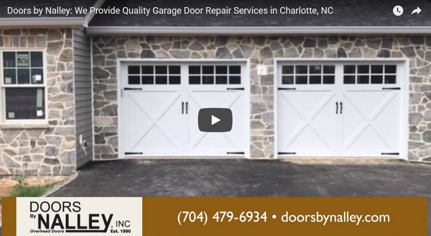 For Your Residential U0026 Commercial Garage Door Repair Needs In Charlotte,  NC, Contact Us Today! | Doors By Nalley