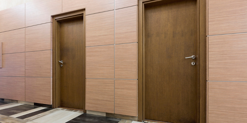 Commercial Interior Wood Doors In Charlotte North Carolina