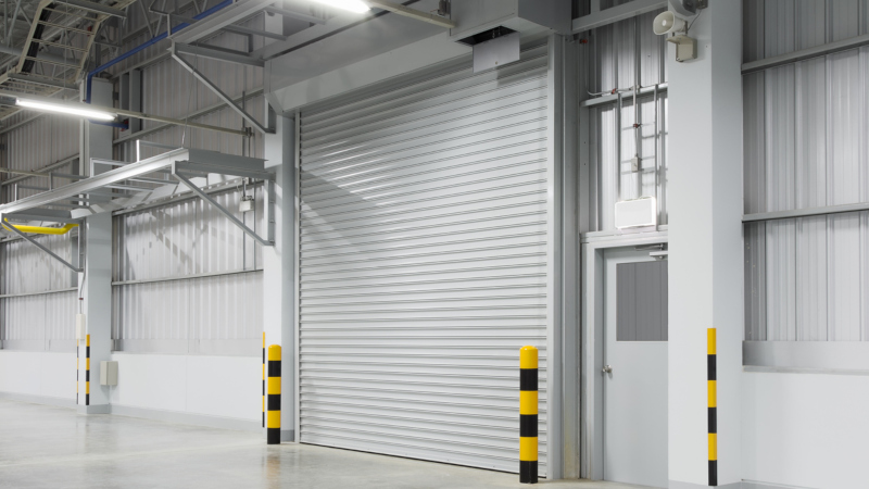 industrial garage doors are designed to protect your facilities