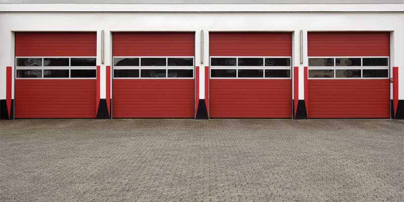 regular industrial garage door maintenance can make a huge difference for your business