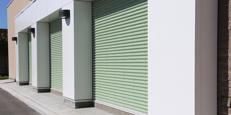 Commercial Doors: The Basics